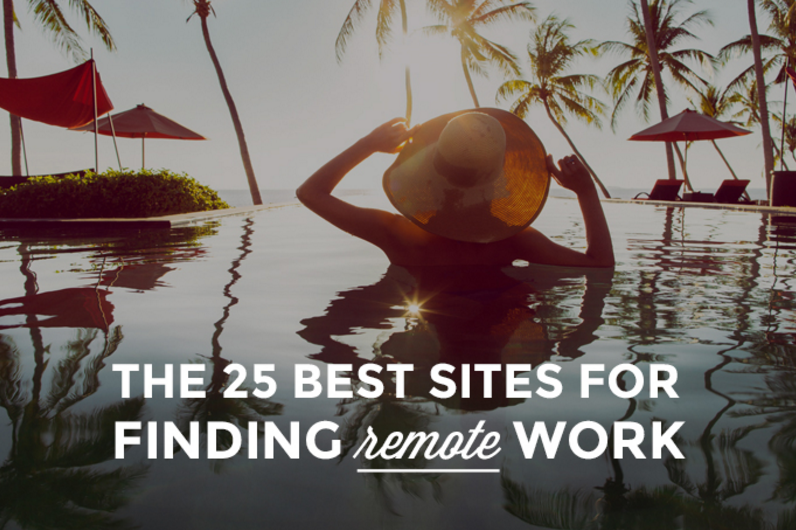 The 25 Best Sites for Finding Remote Work (via Skillcrush)