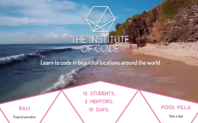 The Institute of Code